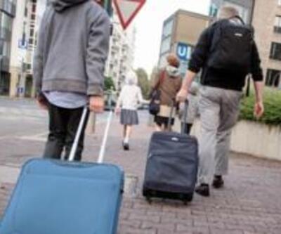 On binler terk ediyor: Frankfurt'ta bomba tahliyesi!