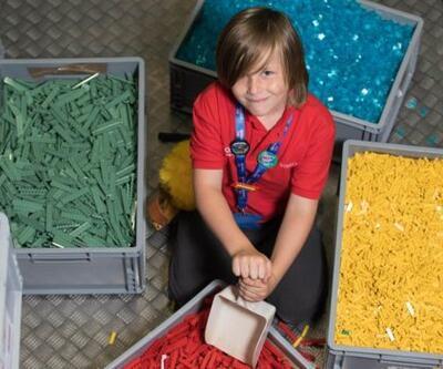 Legoland'ın iş ilanına 6 yaşındaki çocuktan başvuru: Aradığınız kişi benim!