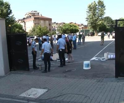 Servisçiler ilkokul bahçesinde çatıştı: 1 ölü 2 yaralı