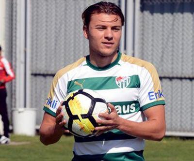 Yusuf Erdoğan Bursaspor'da
