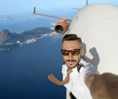 Bu pilot milyonları böyle kandırmış!