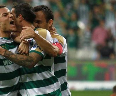Bursaspor 3-0 Akhisar Belediyespor