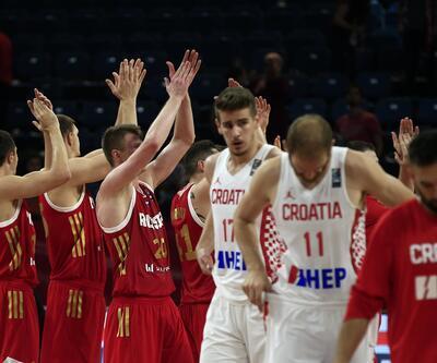 Eurobasket çeyrek final eşleşmeleri
