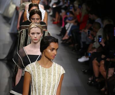 Karadenizli kadınların giyim kültürü moda haftasına taşındı