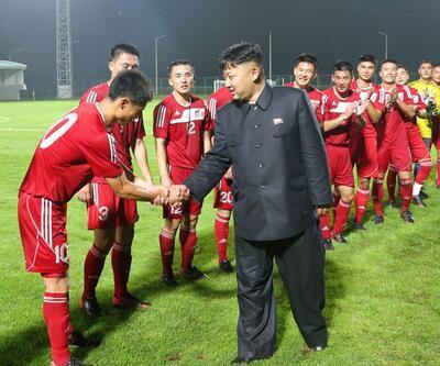Kim Jong-Un'un tuttuğu takım ortaya çıktı