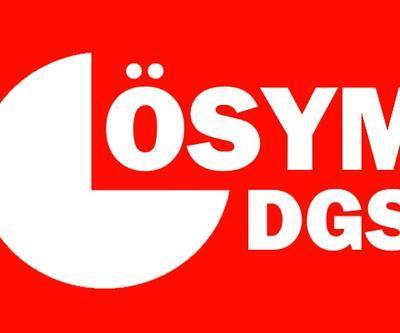 DGS 2019 tercih kılavuzu ÖSYM'de ne zaman yayınlanacak?