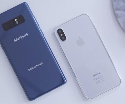 iPhone X vs Note 8 / Hangisi daha iyi?