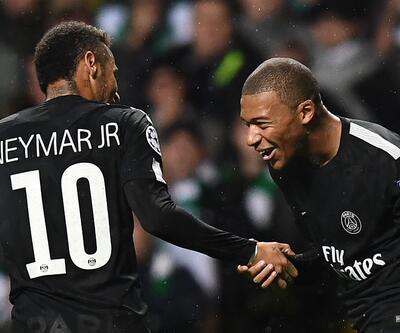Neymar'ı kadrosuna kattı