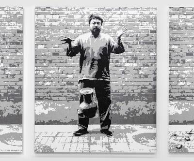 Ünlü sanatçı Ai Weiwei, İstanbul'un her anını Instagram'dan paylaştı