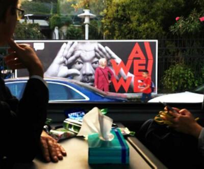 Ünlü sanatçı Ai Weiwei'den muhteşem bir İstanbul tanıtımı