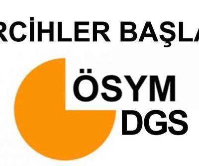 DGS tercih sonuçları açıklandı! İşte ÖSYM DGS yerleştirme sonuçları sayfası