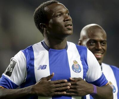 Vincent Aboubakar Porto'dan ayrılıyor