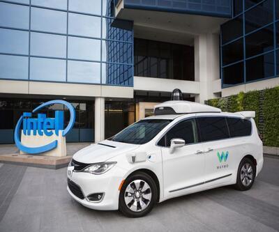 Intel tam otonom otomobil üretecek