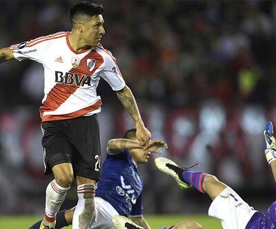 River Plate rövanşı ağır aldı: 8-0