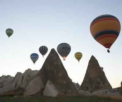 Çinliler Kapadokya'ya akın etti