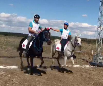 Atlı dayanıklılık sporu Endurance'ta tarihi başarı