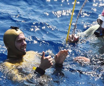 Antalya'da dünya rekoru kırıldı