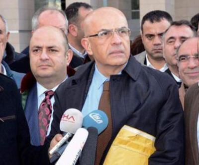 CHP'li vekil Enis Berberoğlu hakim karşısında