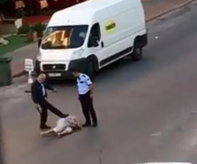 Son dakika... Antalya'da kadına dayak atan polis tutuklandı
