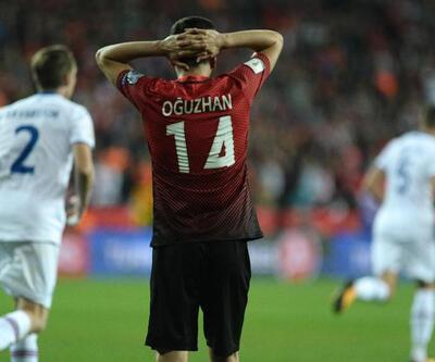 Türkiye Dünya Kupası şansını kaybetti