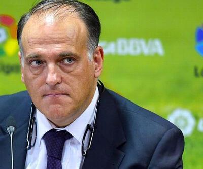 Javier Tebas: Bağımsızlığı destekleyenler La Liga'nın dışında kalacak