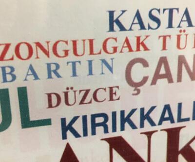 TDK, tanıtım afişinde yazım hatası yaptı