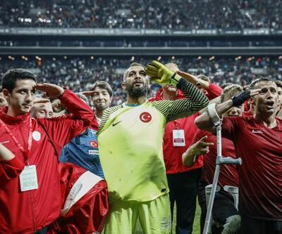 Galip Öztürk'ten Ampute Milli Futbol Takımı'na 500 bin TL prim