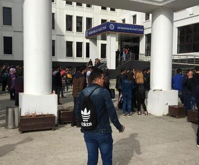 Ardahan Üniversitesi'nde kavga: 13 öğrenci gözaltında