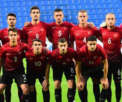 Ümit Milli Futbol Takımı, Macaristan ile berabere kaldı