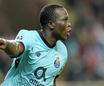 Son dakika...Porto Vincent Aboubakar'ın sözleşmesini uzattı