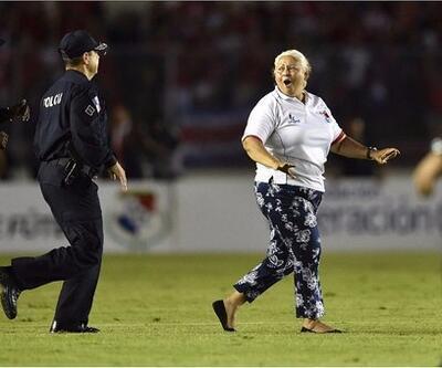 Panamalı süper babaanne ülkesini Dünya Kupası'na böyle götürdü