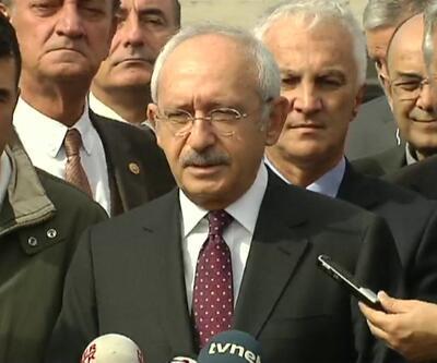 Kılıçdaroğlu: Baykal'ın bilinci yerinde