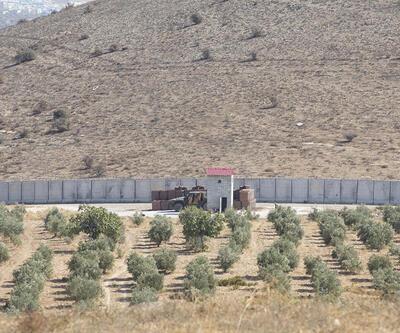 Hatay'da sınırdan kaçak geçen 36 kişi yakalandı