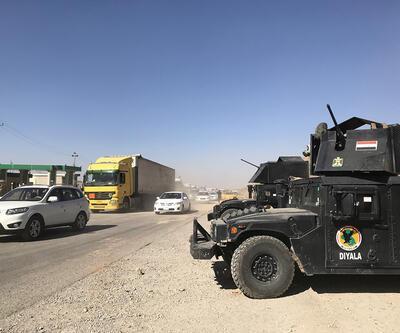Peşmerge, Erbil ile Kerkük arasında mevzi kazıyor