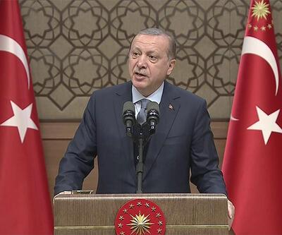 Erdoğan: Sen hangi hakla Kerkük benim diyorsun?