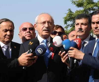 Kılıçdaroğlu'ndan belediye başkanlarının istifasının istenmesi yorumu