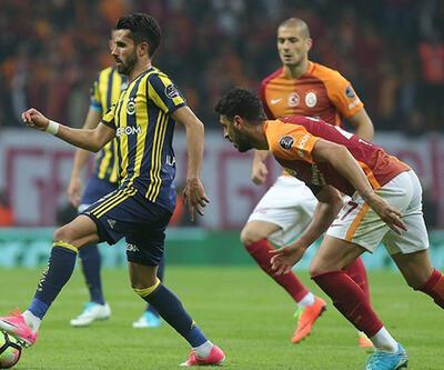 Dev derbi: Galatasaray-Fenerbahçe