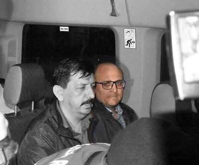 Kaçarken yakalanan Şike ve Ergenekon hakimleri, Ankara ve Bursa'ya gönderildi