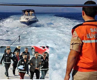 Yasa dışı dinleme davasının firarileri Yunanistan'a kaçarken yakalandı
