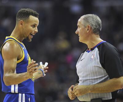Stephen Curry'nin cezası belli oldu