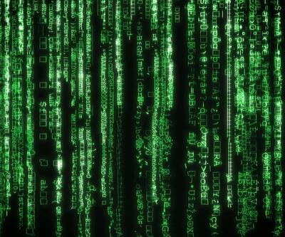 Matrix kodlarının sırrı ortaya çıktı