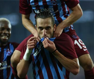 Trabzonspor 2-1 Galatasaray / Maç Özeti