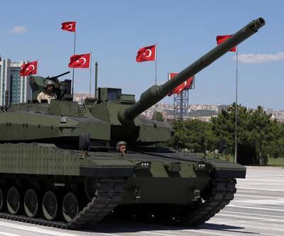 Milli tank projesi Altay'ın ortağı Alman şirket: Türkiye ile silah ticareti beklemede