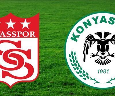 Canlı: Sivasspor-Konyaspor maçı izle | Süper Lig