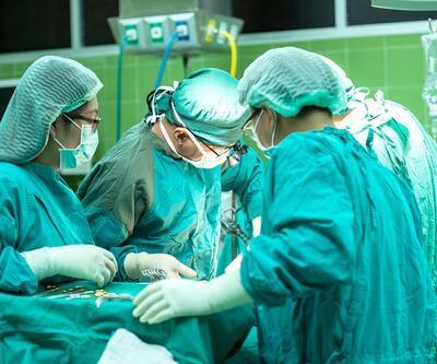 Beyninden 2 kilograma yakın tümör alındı
