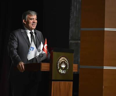 Abdullah Gül'den Suriye eleştirisi