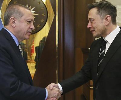 Spacex'in sahibi Elon Musk Ankara'daydı