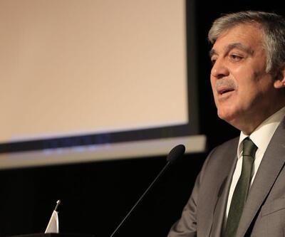 Abdullah Gül'den üstü kapalı eleştiri
