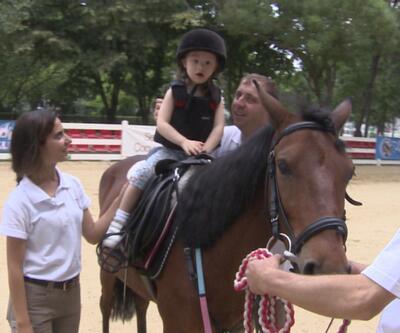 Engelli çocuklara ücretsiz terapi