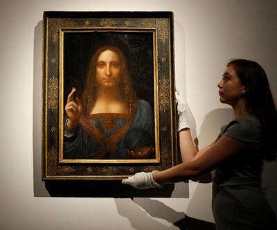 Leonardo Da Vinci'nin rekor fiyata satılan tablosu sahte mi?